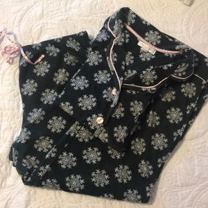 Carole Hochman polar fleece pajamas